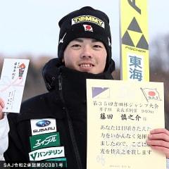 藤田慎之介選手のプロフィール写真