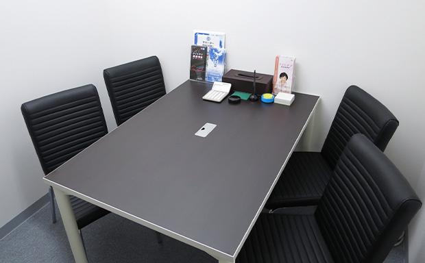 茨城県の探偵・興信所 水戸支店の相談室の写真
