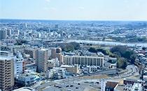水戸市内の写真