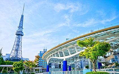 名古屋テレビ塔   の写真
