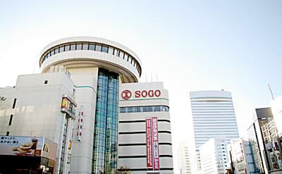 大宮駅前の写真