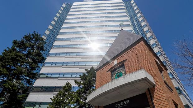 北海道札幌市の探偵・興信所 札幌店の外観写真