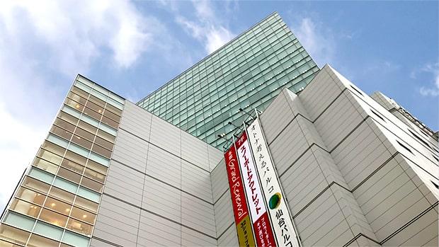 仙台市の探偵・興信所 仙台店の外観写真