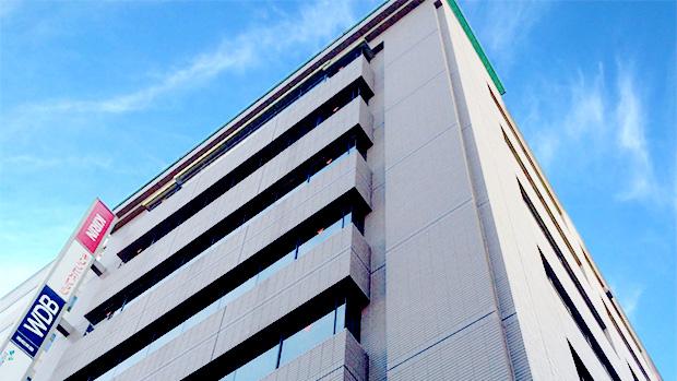 香川県高松市の探偵・興信所 高松店の外観写真