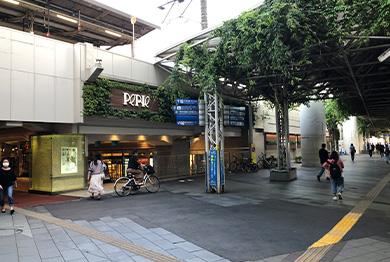 千葉店への道順4