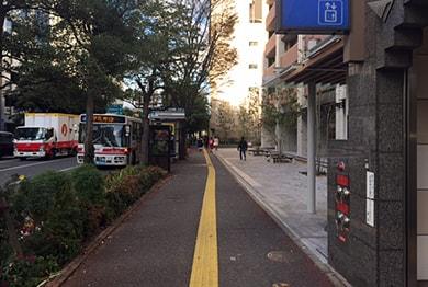 福岡店への道順3