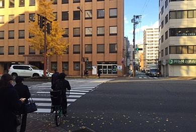 福岡店への道順6