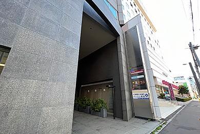 函館支店への道順4