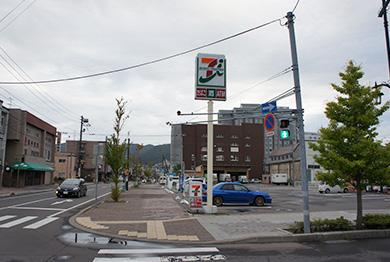 函館支店への道順5