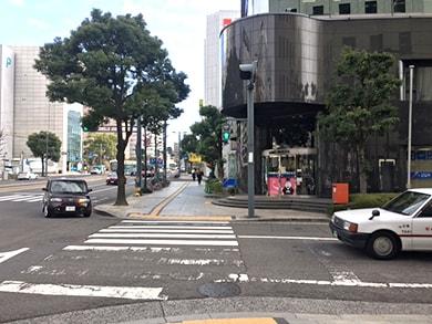 広島店への道順6