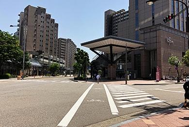 金沢店への道順5