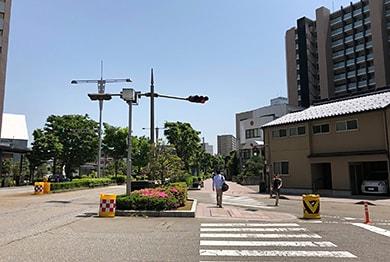 金沢店への道順6