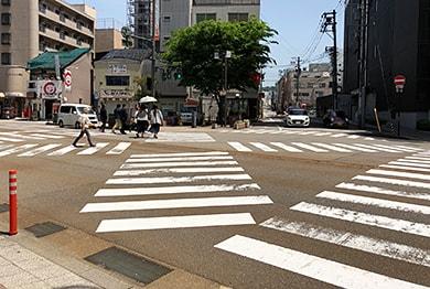 金沢店への道順9