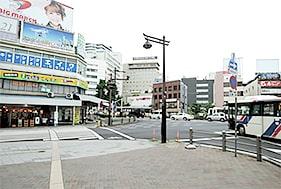 水戸支店への道順3