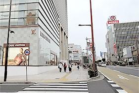 水戸支店への道順5