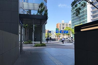名古屋店への道順3