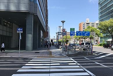 名古屋店への道順4