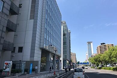 名古屋店への道順5