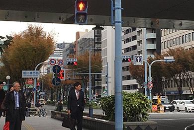 大阪店への道順7