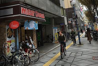 大阪店への道順8