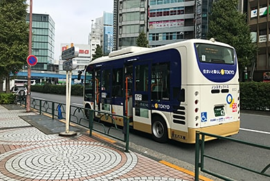 新宿店への道順8