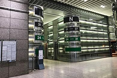 新宿店への道順11