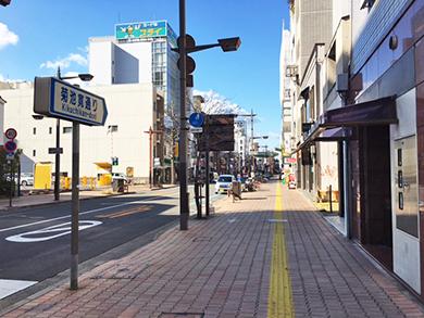 高松店への道順4