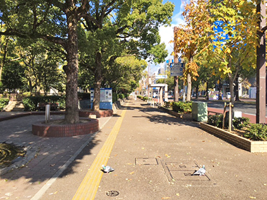 高松店への道順6