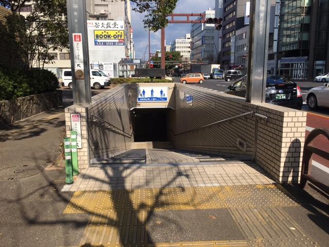 高松店への道順7