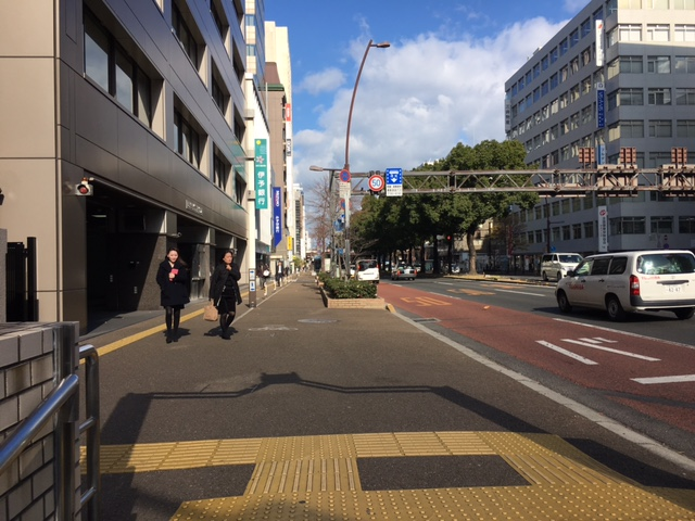 高松店への道順9