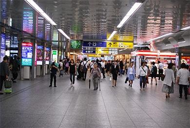 横浜店への道順2