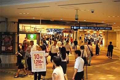 横浜店への道順3