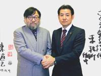 東直己さんと岡野あつこさんがコメンテーターで!