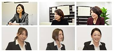 さくら幸子探偵事務所に在籍している専門カウンセラー